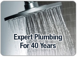 Trusted Plumbers for 40 years