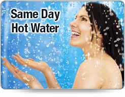 Enjoy Hot Water Today